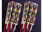 feux d'artifices, fusées, fusées reflet, achat feux d'artifices paris, feux d'artifices ardi Feux d'Artifices, Fusées, Multicolore