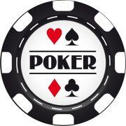déco poker, décoration jeton poker, décorations poker Décoration Casino, Jeton de Poker, GM