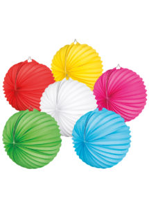 lampion boule, lampion de jardin, lampion blanc, lampions, décorations jardin, Lampion Boule, Multiples Coloris