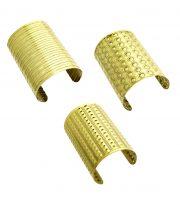 bracelet manchettes, bracelet bronze, bracelets déguisement cleopatre, bijoux cléopatre pas cher, bracelet romain pas cher, bijoux de déguisement pas cher Bracelet Manchette en Métal