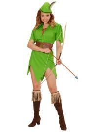 déguisement robin des bois femme, déguisement médiéval femme, costume robin des bois femme, costume médiéval femme, déguisement peter pan femme Déguisement Robine, Princesse des Bois