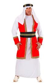 déguisement de prince arabe, déguisement oriental, déguisement sheik arabe, costume sheik arabe, déguisement roi du pétrole Déguisement Sheik Arabe, Prince du Palais