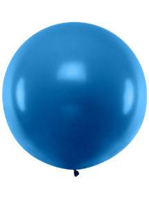 ballon géant, ballon hélium, ballon géant, ballon de baudruche, ballon bleu, Ballons Bleu Navy, 1 m, en Latex