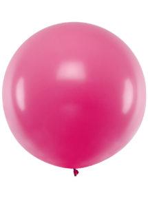 ballon géant, ballon rose fuchsia, ballon fuchsia, ballon latex, ballon hélium, Ballons Rose Fuchsia, 1 m, en Latex