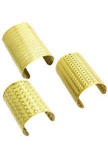 bracelet manchettes, bracelet bronze, bracelets déguisement cleopatre, bijoux cléopatre pas cher, bracelet romain pas cher, Bracelet Manchette en Métal