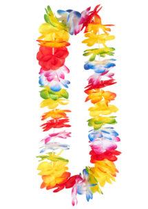 collier hawaïen, collier hawaï, collier de fleurs hawaïen, collier de fleurs hawaï, collier de fleurs hawaïen pas cher, Collier de Fleurs Hawaïen, Multi