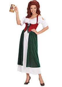 déguisement aubergiste médiévale, costume aubergiste, déguisement médiéval, Déguisement d'Aubergiste