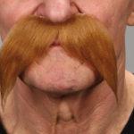 fausses moustaches, postiche, moustache postiche, fausses moustaches réalistes, fausse moustache de déguisement, moustache blonde, moustache de gaulois Moustache de Gaulois, Luxe, Blonde