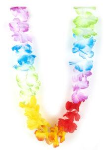 collier hawaïen, collier hawaï, collier de fleurs hawaïen, collier de fleurs hawaï, collier de fleurs hawaïen pas cher, Collier de Fleurs Hawaïen, Couleurs