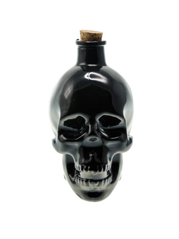 bouteille flacon t te de mort aux feux de la f te paris. Black Bedroom Furniture Sets. Home Design Ideas