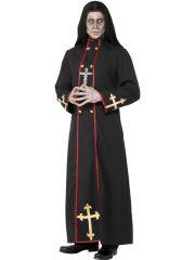 déguisement halloween homme, déguisement halloween adulte, costume halloween adulte, déguisement religieux, costume religieux déguisement, déguisement halloween original, déguisements halloween homme Déguisement Cardinal, Ministre de la Mort