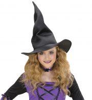 chapeau de sorcière, chapeaux de sorcières, chapeaux halloween, accessoires déguisements de sorcière, accessoire sorcière halloween, accessoire halloween, accessoire chapeau halloween Chapeau de Sorcière Modulable