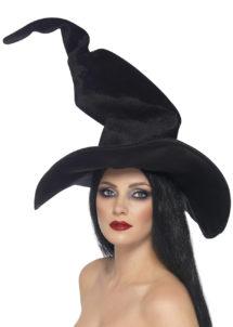 chapeaux halloween, chapeaux de sorcière, accessoires sorcières, déguisement de sorcière, chapeaux de sorcellerie, Chapeau de Sorcière Halloween