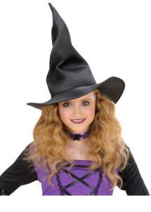 chapeau de sorcière, chapeaux de sorcières, chapeaux halloween, accessoires déguisements de sorcière, accessoire sorcière halloween, accessoire halloween, accessoire chapeau halloween, Chapeau de Sorcière Modulable
