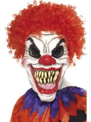 masque de déguisement, accessoire masque déguisement, accessoire masque halloween, accessoire déguisement halloween, masque clown halloween, accessoire masque clown horreur, masque latex déguisement, masque clown diabolique, masque clown halloween, masque clown maléfique Masque de Clown, Scary Clown