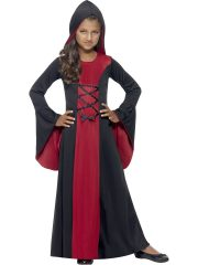 déguisement devil pour enfant, déguisement halloween fille, costume halloween fille, déguisement diable fille, déguisement vampire fille, déguisement diable fille, déguisement halloween pas cher, déguisement halloween enfant Déguisement Miss Vampire Gothique, Fille