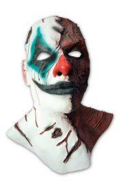 masque de déguisement, accessoire masque déguisement, accessoire masque halloween, accessoire déguisement halloween, masque clown halloween, accessoire masque clown horreur, masque latex déguisement, masque clown diabolique, masque clown halloween, masque clown maléfique Masque de Clown Romiflash, Latex