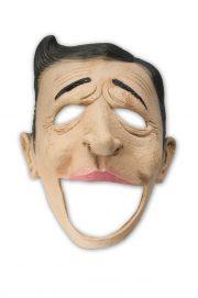 masque bouche ouverte, masque de déguisement, accessoire masque déguisement, accessoire masque halloween, accessoire déguisement halloween, masque horreur halloween, accessoire masque horreur, masque latex déguisement Masque d'Homme, Funny Coco, Latex