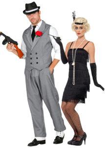 déguisement à deux, déguisement couple, déguisement cabaret adulte, déguisement charleston adulte,, Déguisements Couple, Années 30 Prohibition
