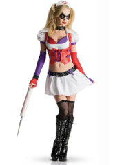 déguisement harley quinn femme, costume harley quinn adulte, déguisement super héros femme, costume super héros femme, costume super héros adulte, déguisement super héros adulte, déguisement femme harley quinn Déguisement Harley Quinn, Arkham City