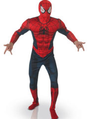 déguisement de spiderman, déguisement seconde peau, déguisement second skin, costume spiderman adulte, déguisement spiderman adulte Déguisement Spider-Man Luxe