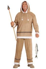 déguisement homme esquimau, déguisement esquimaux homme, déguisement esquimau pour homme, costume d'esquimau adulte, déguisement grand nord, déguisement esquimau adulte, déguisement original homme Déguisement Esquimau