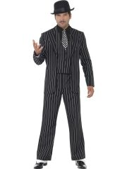 déguisement de gangster, costume gangster années 30, déguisement années 30 homme, costume années 30 homme, déguisement prohibition homme, costume prohibition déguisement homme, déguisement gangster années 30 Déguisement de Gangster Vintage, Années 30