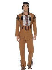 déguisement homme, déguisement adulte indien, costume indien homme, costume d'indien, accessoire indien déguisement homme Déguisement Indien, Apache