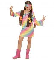 déguisement de hippie enfant, déguisement hippie fille, hippie déguisement fille, déguisement années 70 pour enfant, déguisement années 70 pour fille, costume années 70 pour fille, déguisement de hippie Déguisement de Hippie, Fille