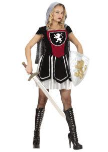 déguisement chevalier femme, costume chevalier femme, déguisement guerrière, Déguisement de Chevalier Médiéval, Guerrière Sexy