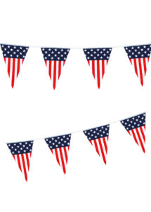 guirlande drapeaux américains, guirlande drapeaux états unis, décorations drapeau américain, décoration soirée américaine, décorations soirée états unis, guirlande drapeaux américains, Guirlande Drapeaux, Etats Unis, Drapeaux Triangulaires