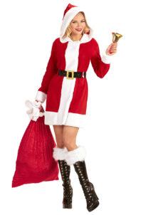 déguisement de mère noel, costume mère noel sexy, déguisement mère noël sexy, déguisement sexy noel, déguisement noel adulte, déguisement noel femme, Déguisement Mère Noël, Miss Noël
