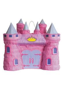 pinata, pinata mexicaine, pinata d'anniversaire, pinata pour anniversaire, pinata chateau de princesse, Pinata, Château de Princesse