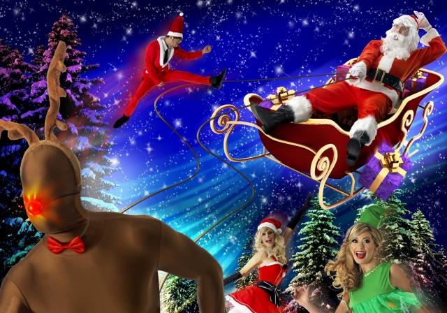 Soirée déguisement déco Noël et Jour de l'An