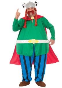 déguisement homme, déguisement abraracourcix, déguisement bande dessinée, costume abraracourcix, déguisement asterix et obelix, déguisement original humour, Déguisement Abraracourcix, Licence Officielle