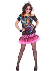 déguisement années 80 femme, costume années 80 femme, déguisement soirée années 80, Déguisement Années 80, Rock Girl