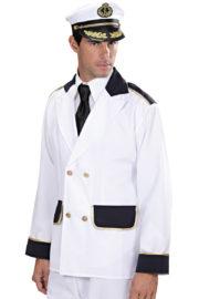 déguisement de capitaine marine, déguisement marin homme, costume de marin homme, déguisement capitaine de la marine, costume capitaine marine, déguisement marin navy, accessoire marin déguisement Déguisement Marin, Veste de Capitaine