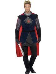 déguisement homme roi arthur, déguisement médiéval homme, costume médiéval homme, accessoire médiéval déguisement, roi arthur déguisement adulte, déguisement adulte médiéval, déguisement roi arthur homme Déguisement du Roi Arthur