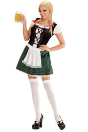 déguisement de tyrolienne, déguisement de bavaroise, costume bavaroise déguisement adulte, costume bavaroise adulte, déguisement bavaroise adulte, déguisement bavaroise femme, déguisement Oktoberfest femme Déguisement Bavaroise Oktoberfest