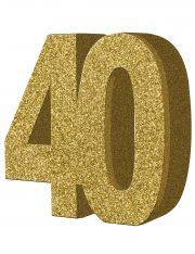 décoration anniversaire, accessoire anniversaire décoration, décos pour anniversaire paris, accessoire pour anniversaire paris, déco anniversaire 40 ans, décorations tables anniversaires Décoration 40 ans, Anniversaire Glitter