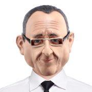 masque célébrités déguisement, masque politique, masque politique déguisement, masque célébrité déguisement, masque françois hollande, masque hollande déguisement, masques déguisements, masque politique réaliste, masque politique en latex Masque François Hollande, en Latex