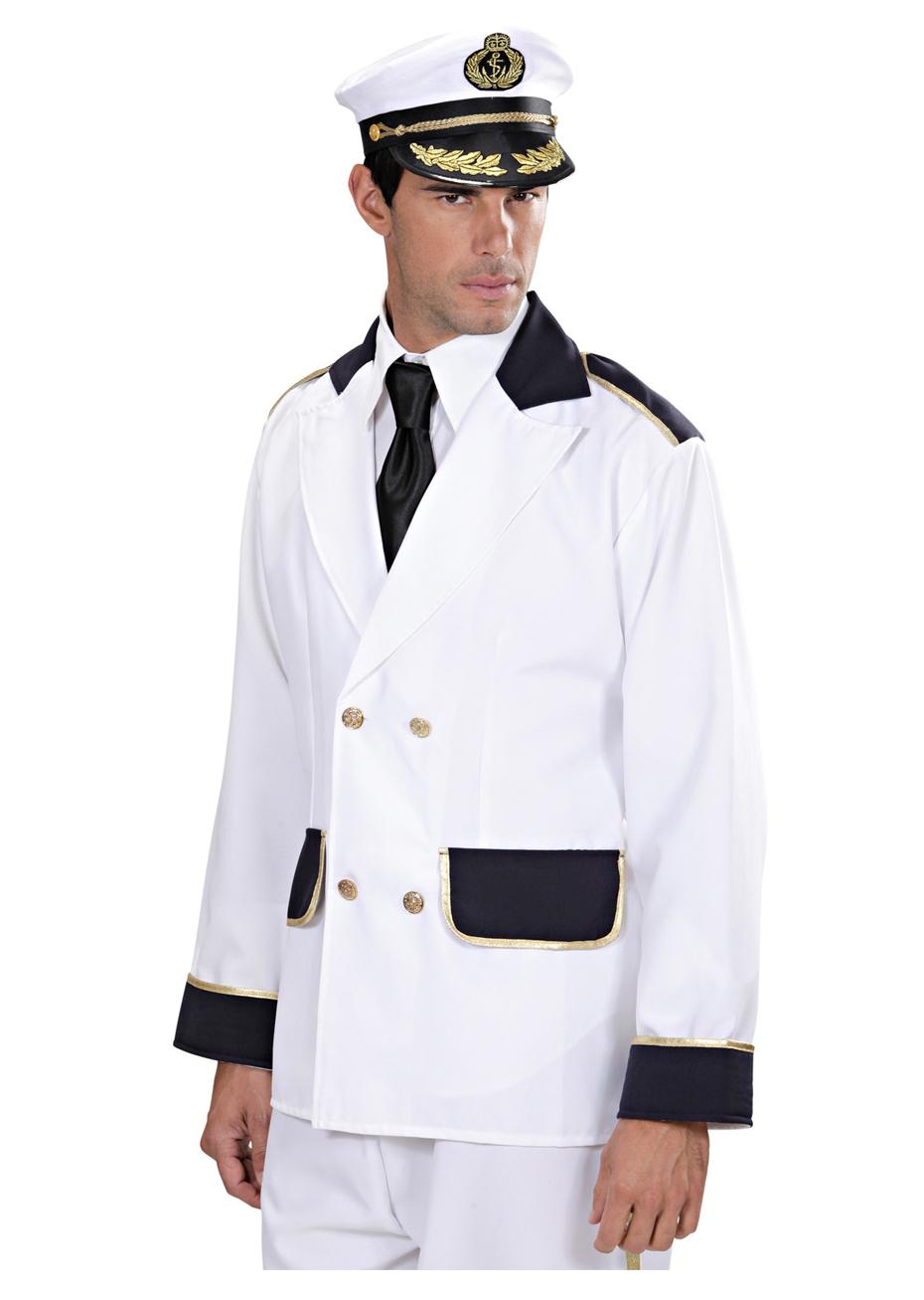 veste blanche soiree commandant marine