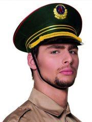casquette militaire déguisement, casquette russe déguisement, casquette déguisement militaire, accessoire déguisement militaire Casquette Militaire