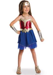 déguisement wonderwoman enfant, déguisement mardi gras super héros, déguisement wonder woman fille, costume super héroïne enfant, déguisement mardi gras, Déguisement de Super Héros, Wonder Woman, Fille
