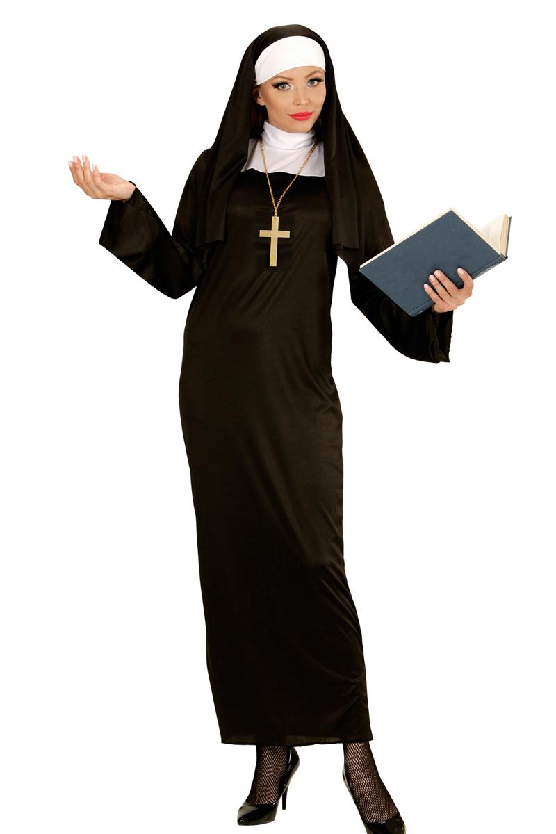 d guisement bonne soeur nonne religieuse sage aux feux de la f te paris. Black Bedroom Furniture Sets. Home Design Ideas