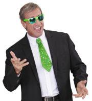 cravate saint patrick, accessoire saint patrick déguisement, déguisement saint patrick, accessoire saint patrick déguisement, accessoires déguisements saint patrick, déguisement irlandais, cravate trèfles Cravate Trèfles Saint Patrick