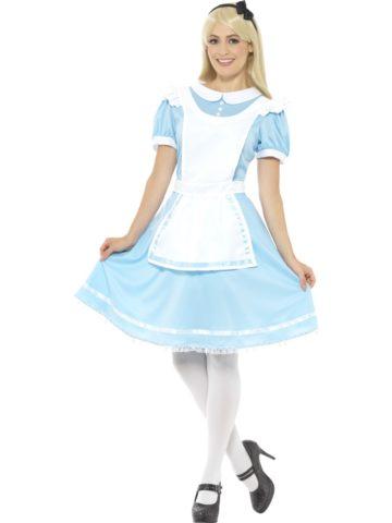 déguisement alice, déguisement alice au pays des merveilles, costume alice, déguisement dessin animé, costume d'Alice, déguisement alice femme Déguisement Alice Wonderland