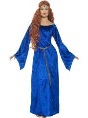 déguisement médiéval femme, costume médiéval femme, déguisement moyen age femme, robe moyen age déguisement, robe médiévale déguisement, déguisement médiéval femme Déguisement Médiéval, Maid Costume Bleu