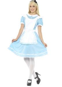 déguisement alice, déguisement alice au pays des merveilles, costume alice, déguisement dessin animé, costume d'Alice, déguisement alice femme, Déguisement Alice Wonderland