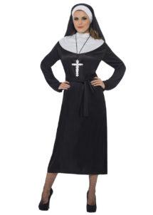 déguisement de nonne, déguisement bonne soeur femme, costume bonne soeur femme, costume nonne femme, costume religieuse déguisement femme, déguisement religieuse sexy, déguisement de bonne soeur couvent, Déguisement de Bonne Soeur, Nonne Couvent
